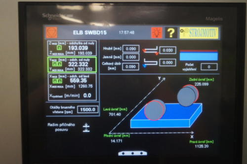 ELB SWBD15 CNC